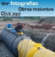 obras recientes Bioagua
