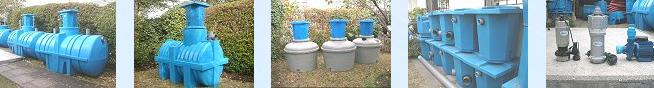 Plantas de Tratamientos de aguas servidas, bombas y equipo en general