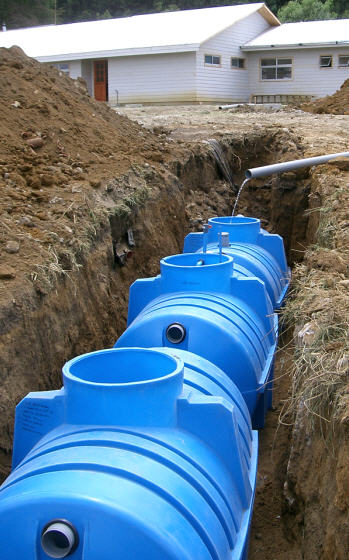 Bio agua Chile - Plantas de tratamiento de Agua