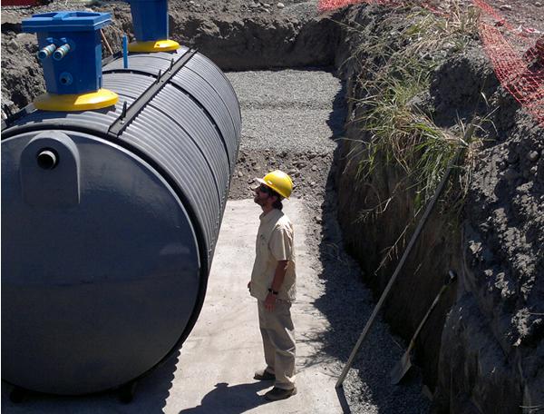 plantas de tratamiento de agua estanques de agua potable