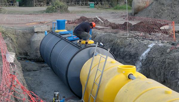 tratamiento de agua saneamiento de alcantarillados